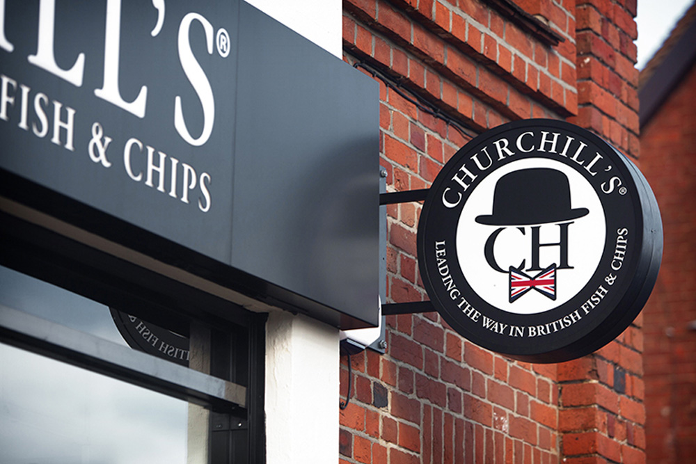Fish Chip shop offering gluten free menu