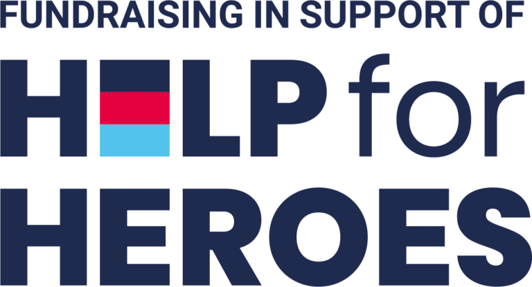 Help for Heroes Official Charity of the Year